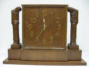 Immagine di orologio di Wilhelm Uth/ Ewald Hahn - Sacra Famiglia