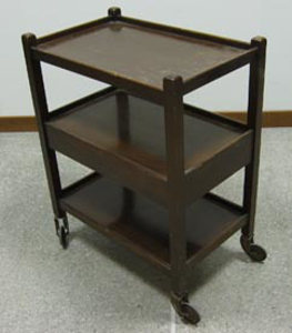 Picture of tea cart