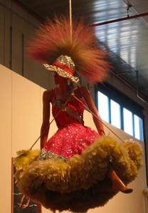 Immagine di costume di Moira Orfei