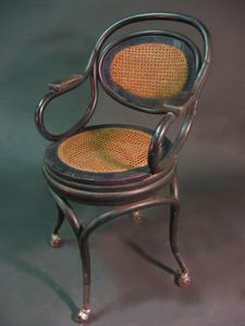 Immagine di sedia da barbiere