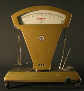 Picture of scale