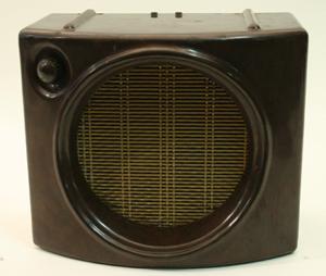 Picture of bachelite speaker