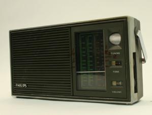Immagine di Radio Philips Mistral de Luxe 301 90RL301