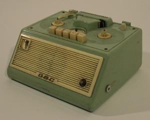 Immagine di registratore