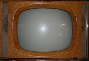 Immagine di televisore