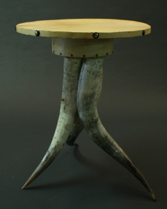 Picture of HORN SMALL TABLE