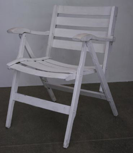 Picture of folding chair