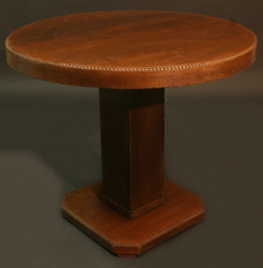 Picture of 1930s table