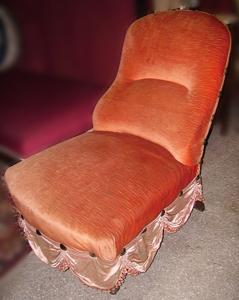 """Picture of nursing chair """"ciuladura"""""""