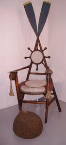 Immagine di trono da bagnino