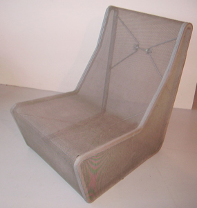 Picture of net armchair