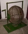 Immagine di urna per estrazione del lotto in metallo