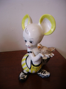 Immagine di Topo in ceramica