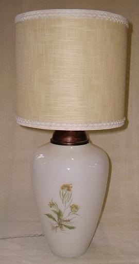 Immagine di Lampada anni 70 in vetro