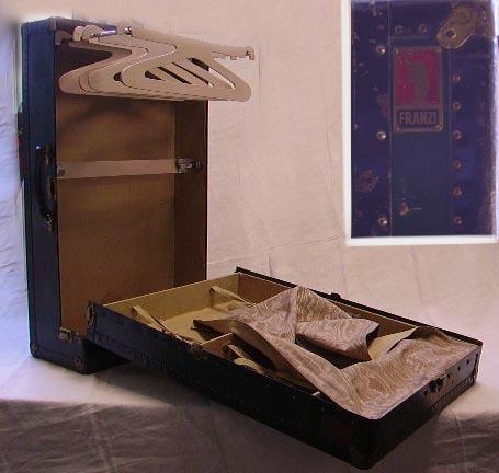 Immagine di Bauli valigia n° 303 e 304 - Franzi