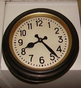 Picture of Wall clock 6