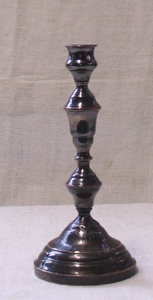 Picture of candlestick in metal