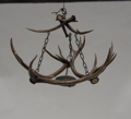 Picture of Antlers chandelier - mod 2