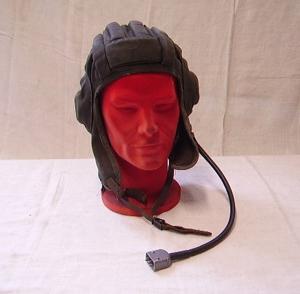 Picture of aviator helmet n° 1
