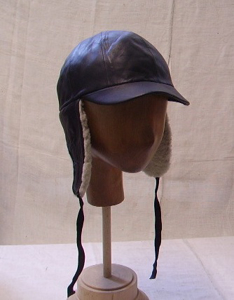 Picture of leather helmet n° 5