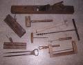Picture of Carpenter's tools