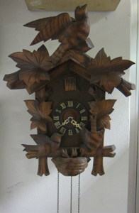 Picture of cuckoo clock