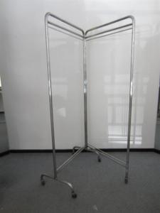 Immagine di Paravento da ospedale in metallo n° 2