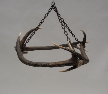 Picture of Antlers Chandelier - mod. 16