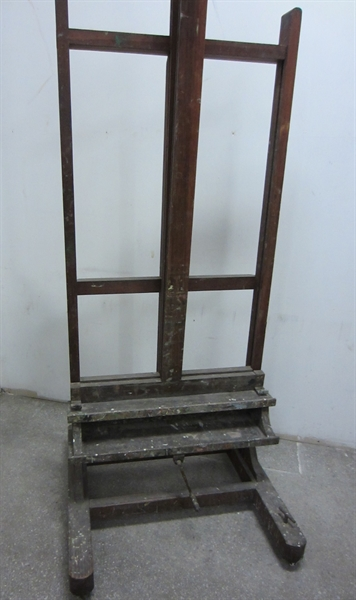 Picture of Easel n° 4