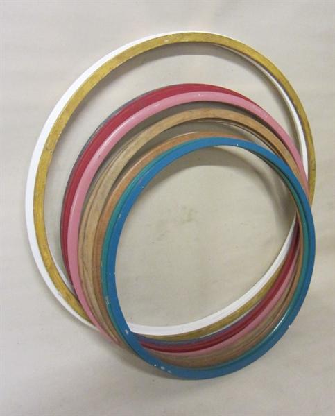 Immagine di Hula Hop - Cerchi in legno