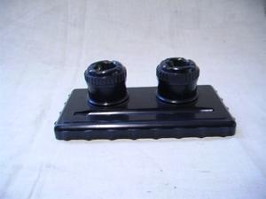 Immagine di calamaio bakelite nero