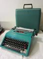 Picture of Olivetti Studio 45 typewriter
