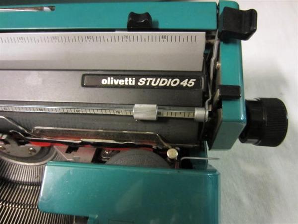 Immagine di Macchina per scrivere Olivetti Studio 45