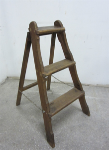 Picture of Short Ladder n° 9