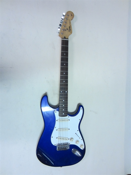 Picture of  Squier Stratocaster Electric Guitar