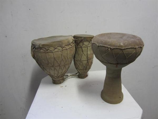 Immagine di Maracas Tamburelli con sonagli bongo