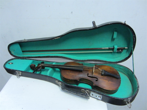 Picture of 1/2 Size Violin