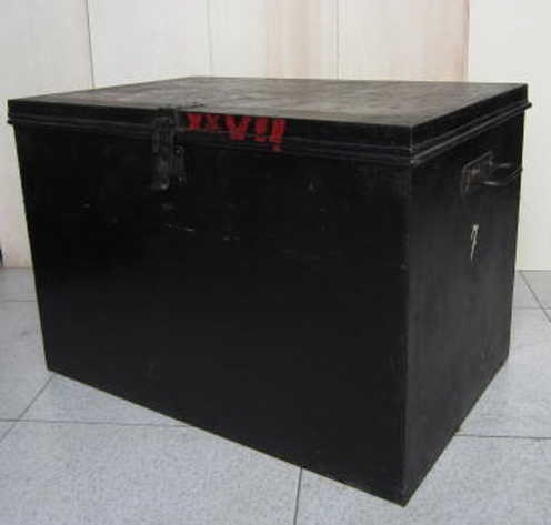 Picture of Metal trunk n° 215