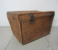 Picture of Wicker trunk n° 2