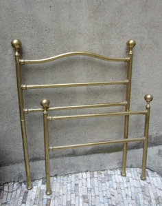 Picture of Brass bed