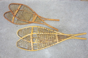 Picture of Canadian Snow rackets