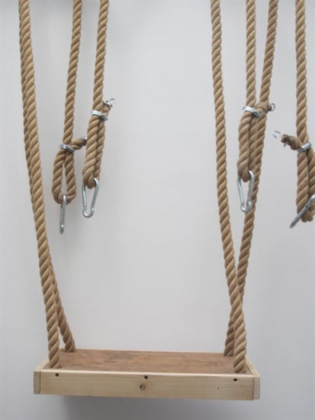 Picture of Modern Wooden Swing