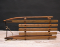Picture of sled with slats n° 7