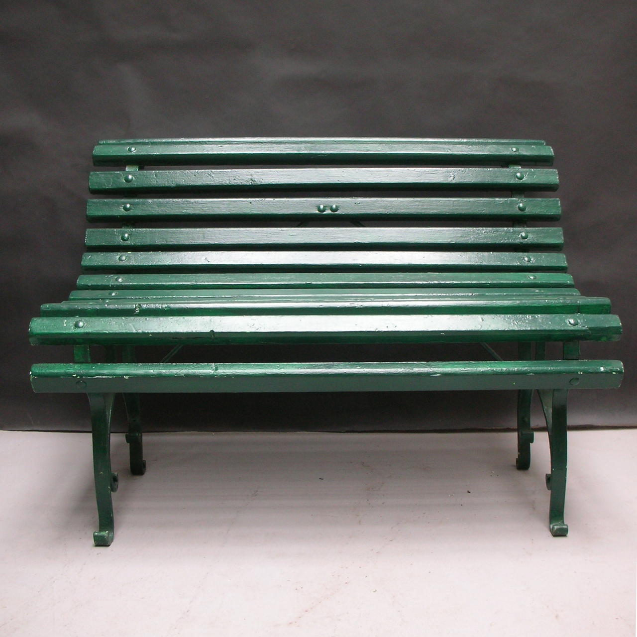 Picture of park bench n° 1