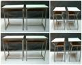 Immagine di Due banchi da scuola singoli