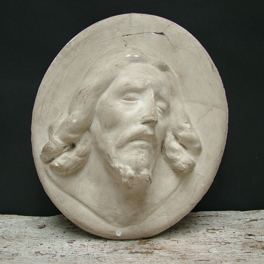 Picture of Christ high-relief