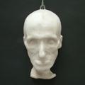 Immagine di Maschera mortuaria in gesso da appendere di Antonio Canova