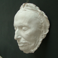 Picture of Death mask in plaster cast n° 3