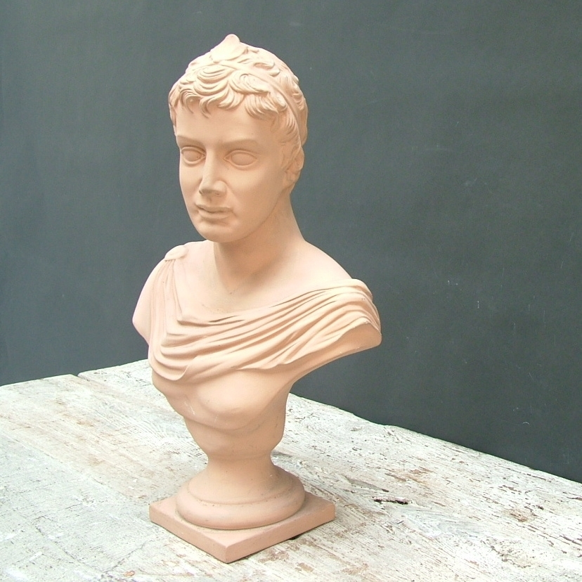 Picture of Terracotta bust of a Roman Woman