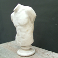 Picture of Plaster cast  torso sculpture